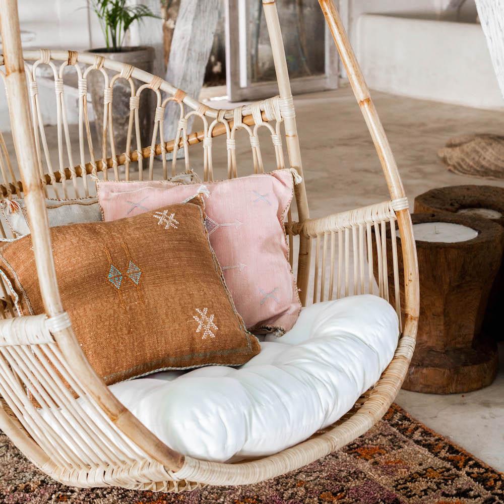 Kenya Hanging Chair – Natural