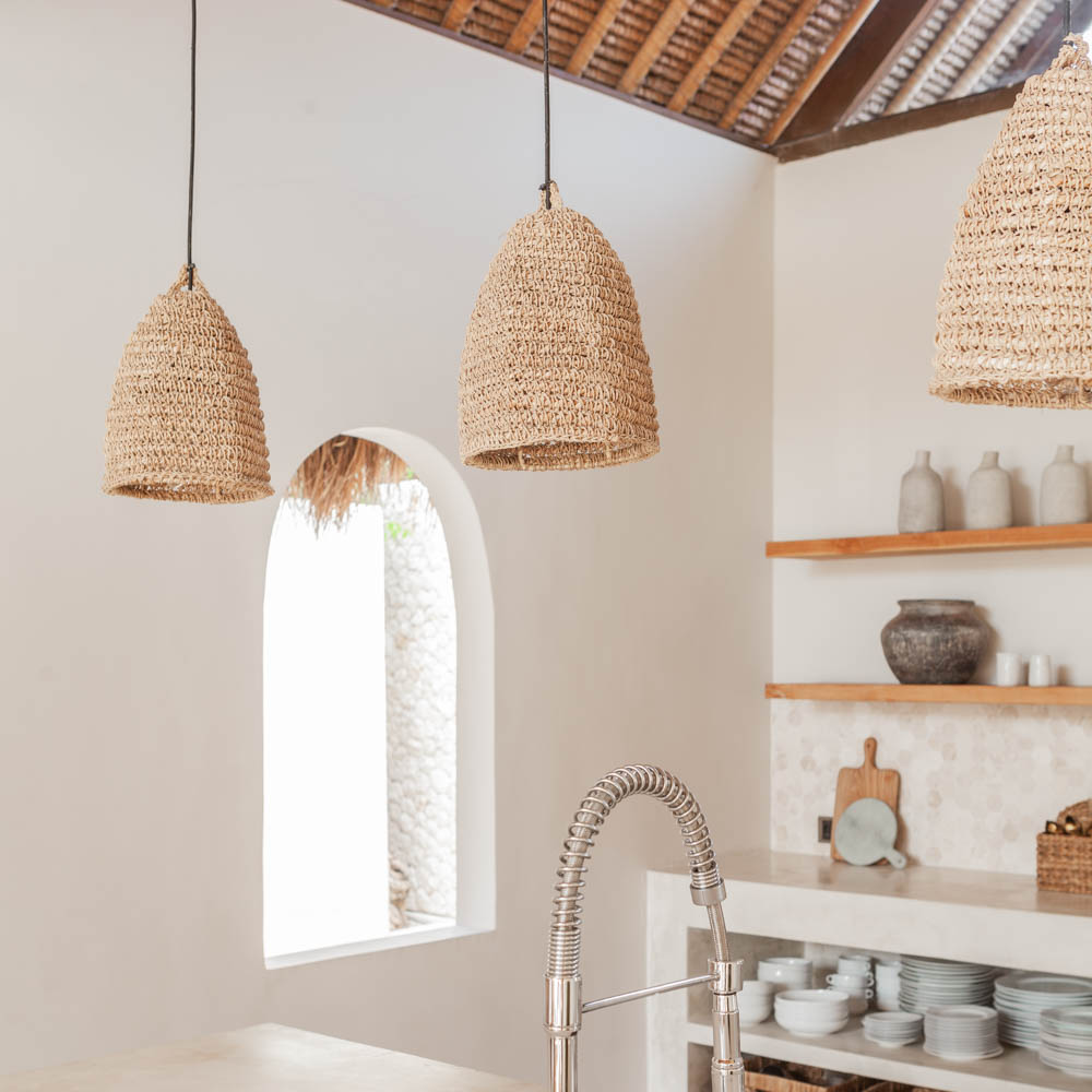 Madu Pendant Light – Natural