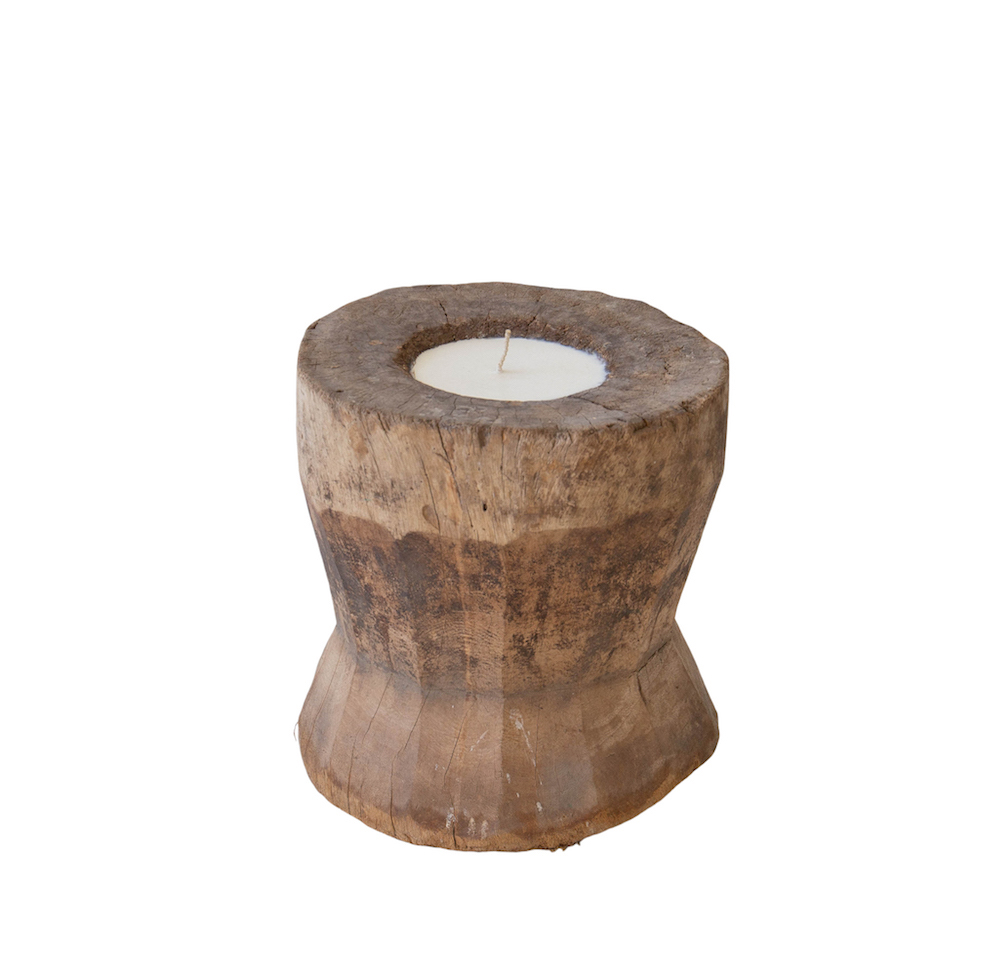 Lumpang Candle Holder – Large