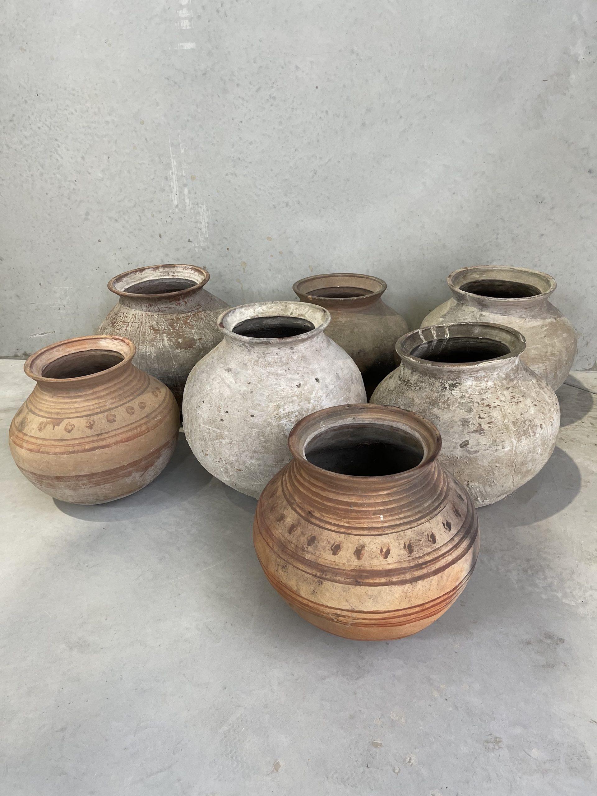 Javanese Antique Pot