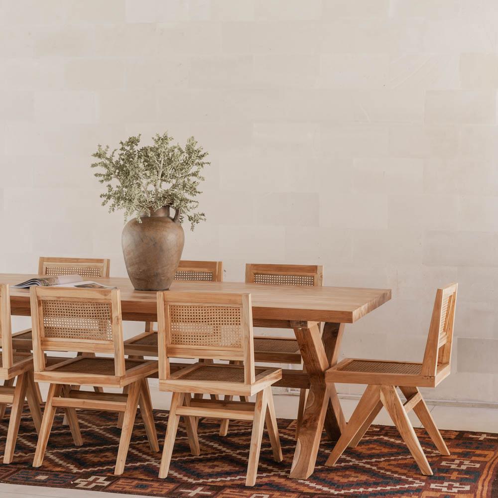 Ibiza Dining Table 2.4m