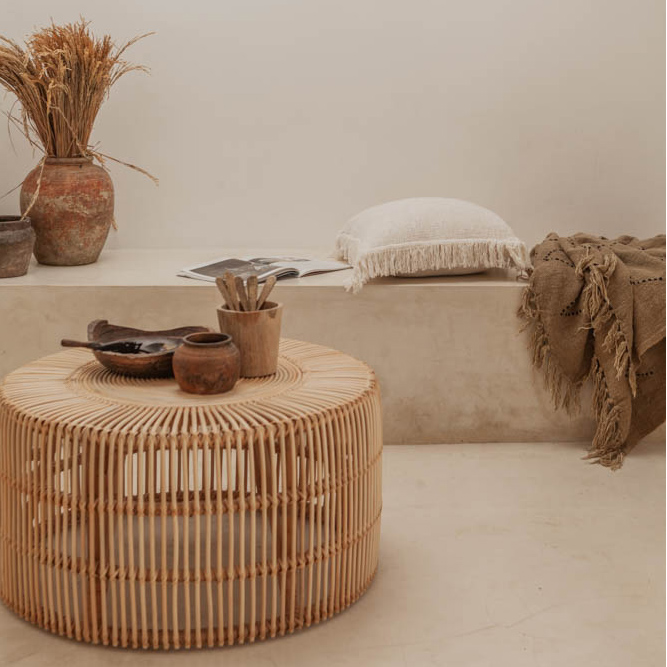 Moon Light Coffee Table Round